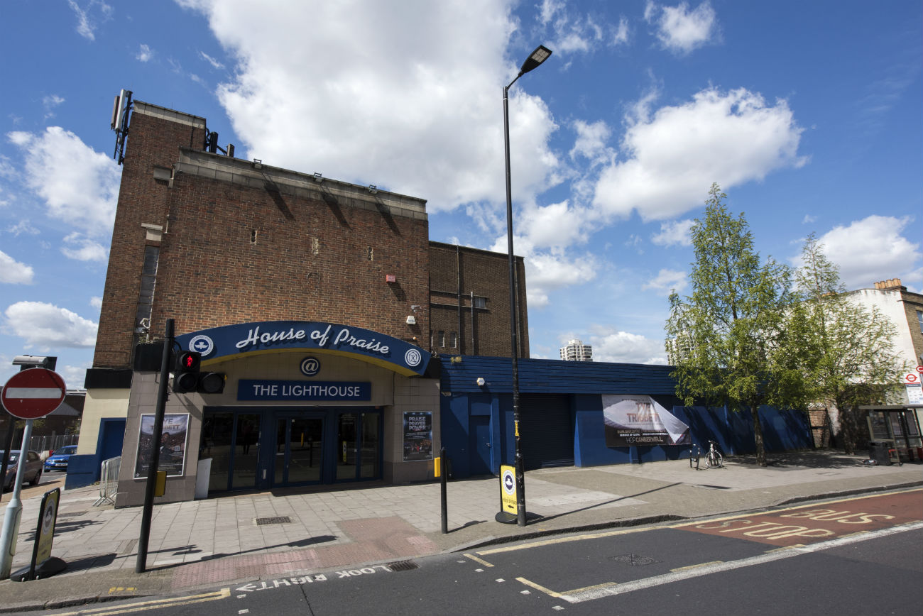 RCCG House of Praise, Camberwell – Front View