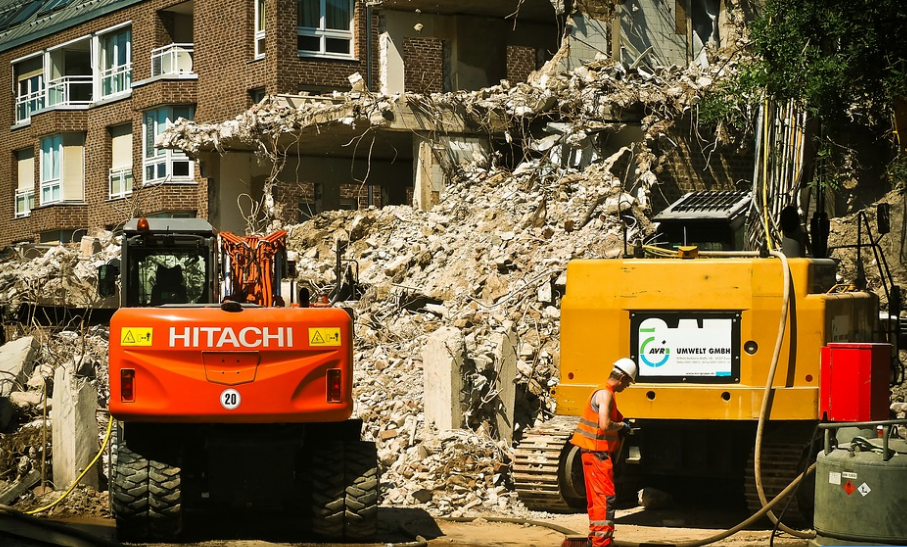 Stamp Duty Land Tax and demolition